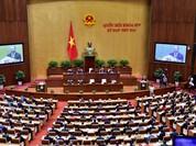 Ngày mai, khai mạc kỳ họp thứ 3, Quốc hội khóa XIV