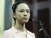 """Hoa hậu Phương Nga tố bị điều tra viên doạ bắt """"đứng bằng một ngón chân"""""""