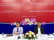 Khai giảng khóa bồi dưỡng nghiệp vụ báo chí cho các nhà báo Lào