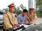 Từ 15/8, Hà Nội xử lý xe hợp đồng không gắn phù hiệu và lắp camera hành trình