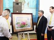 """Phát hành đặc biệt bộ tem bưu chính """"Kỷ niệm 50 năm thành lập ASEAN"""""""