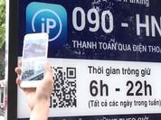 Hà Nội: Thêm 118 điểm thuộc 9 tuyến phố triển khai trông xe qua smartphone