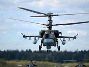 Nga yểm trợ đặc nhiệm Syria đổ bộ đường không diệt IS (video)