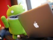 """Apple nên """"dè chừng"""" với Google!"""