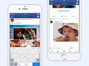 Facebook cho phép người dùng bình luận bằng ảnh động