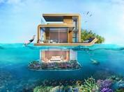 Chiêm ngưỡng ngôi nhà dưới nước cực kỳ sang trọng tại Dubai