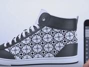 Đôi giầy thông minh biến hình theo ý muốn của bạn