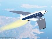 Máy bay siêu tốc bay từ Anh tới Mỹ chỉ trong 11 phút