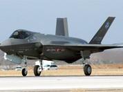 Siêu tiêm kích F-35 của Mỹ lộ điểm yếu chết người