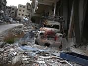 Phiến quân IS sử dụng vũ khí hóa học của Libya tại Syria