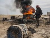 Mỹ lại giáng đòn tấn công quân đội Syria