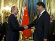 """Mỹ hết cửa """"ngư ông đắc lợi"""" khi Nga, Trung bắt tay"""