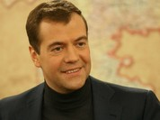 """Thủ tướng Medvedev: """"Việt Nam sẽ ký FTA với Nga trong tuần tới"""""""