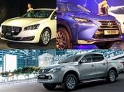 Ôtô không bao giờ rẻ, xe nhập trên đà tăng giá 20%
