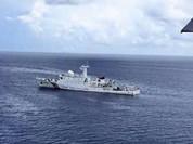 Tàu TQ xâm phạm lãnh hải Malaysia ở Biển Đông