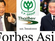 Nhóm tỉ phú giàu nhất Thái Lan 'chiếm gọn' 1/4 GDP quốc gia