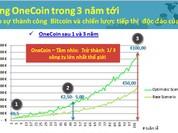 """Sau Bitcoin, giới kinh doanh """"ảo"""" lại ồ ạt đầu tư vào đồng onecoin"""
