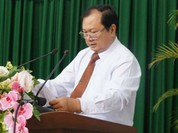 Ông Nguyễn Văn Quang đắc cử Chủ tịch UBND tỉnh Vĩnh Long