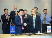 PVN chính thức sở hữu 100% vốn các cty Chervon tại VN