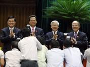 Kỳ họp cuối cùng Quốc hội sẽ dành đánh giá công tác cả nhiệm kỳ của Chủ tịch nước, Thủ tướng