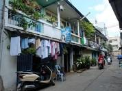 TP.HCM tháo dỡ hàng trăm ngàn mét vuông chung cư cũ, hư hỏng