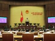 Quốc hội ra nghị quyết: được nhận BHXH 1 lần