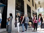 Hy Lạp đóng cửa ngân hàng, thị trường chứng khoán