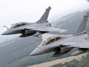 Pháp lần đầu tiên điều máy bay ném bom IS tại Syria