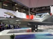 Trung Quốc sẽ bán tiêm kích J-31 khắp thế giới