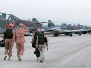 Cuộc sống quân nhân Nga ở căn cứ không quân tại Syria