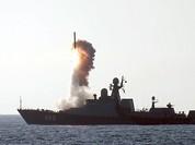 """Báo Mỹ """"tâm phục khẩu phục"""" tàu tên lửa nhỏ nhưng hoả lực lớn của Nga"""