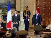 Pháp ký hợp đồng chính thức bán tàu Mistral cho Ai Cập