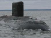 """Clip tàu ngầm Kilo phóng tên lửa """"sát thủ"""" Klub"""