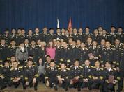 Kíp thủy thủ tàu ngầm Đà Nẵng hoàn tất khoá đào tạo tại Nga