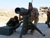 Lực lượng nổi dậy Syria nhận được nhiều tên lửa TOW của Mỹ