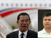 """Thủ tướng Campuchia bổ nhiệm con trai 34 tuổi """"nắm"""" tình báo quân đội"""