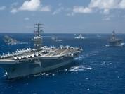 Hải quân Mỹ chờ lệnh từ Nhà Trắng để áp sát đảo nhân tạo phi pháp
