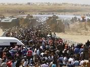 Người tị nạn Syria mong sớm được hồi hương sau các cuộc không kích của Nga