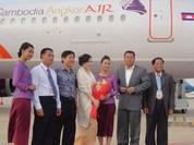 Angkor Air mở đường bay nối 3 nước Đông Dương