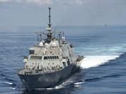 Năm 2016, tàu tác chiến cận bờ Mỹ mới có tên lửa