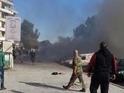 Thành trì Tổng thống Syria trúng rocket, 23 người chết