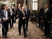 Tổng thống Putin hứa sẽ tập trung đánh IS