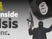 """Bên trong """"đế chế dầu mỏ"""" IS"""