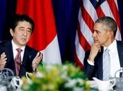 Nhật tuyên bố sẽ xem xét đưa lực lượng tuần tra ở Biển Đông