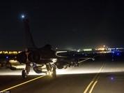 Pháp sẵn sàng không kích IS đợt 2 với cường độ lớn hơn