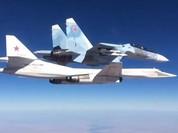 Máy bay ném bom chiến lược Nga đã bay... vòng quanh châu Âu để tấn công IS tại Syria