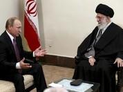 TT Putin nói gì trong chuyến thăm Iran sau 8 năm?