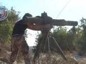 Video quân nổi dậy Syria bắn nát trực thăng tìm phi công Nga
