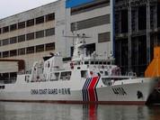 Trung Quốc đưa vào hoạt động tàu hải cảnh giống chiến hạm