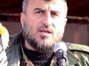 Thủ lĩnh khét tiếng của quân nổi dậy Syria thiệt mạng